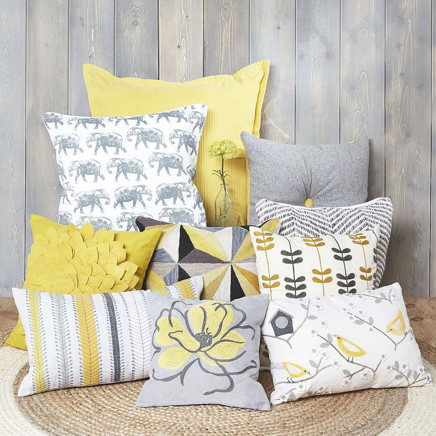 Contemporary Cushions Dunelm New house ideas