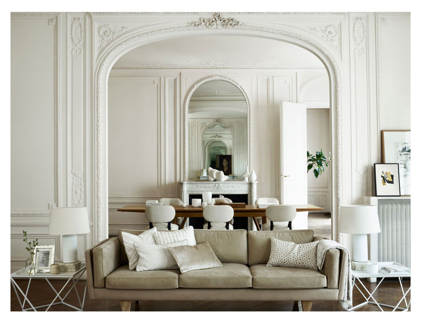 Pure White - Shop the look | Zara Home United States of America ...