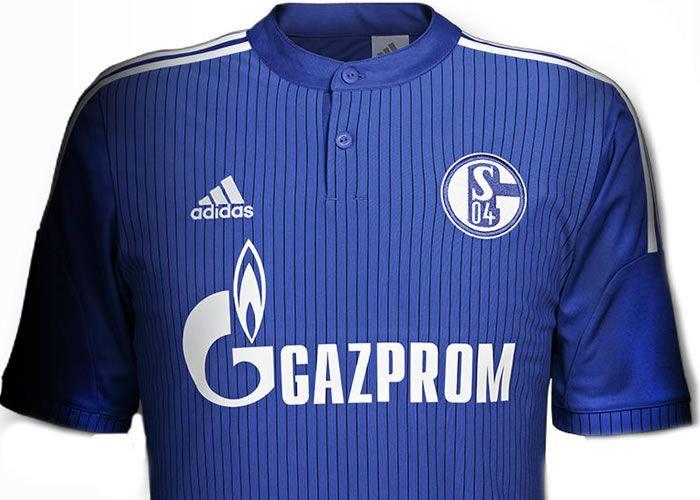 FC Schalke 04 2014-15 adidas Home Shirt