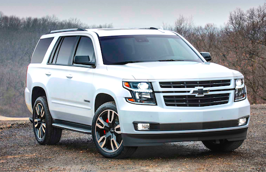2018 Chevrolet Tahoe Fuel Economy If Tahoe Looks Are Not For You