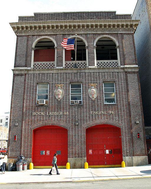 E094 FDNY Firehouse Engine 94, Ladder 48 & Battalion 3