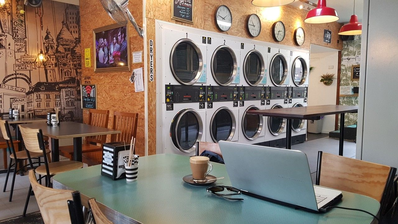 Cucina Bar Soap Soap Bar Launderette And Aurora Cafe Making Laundry Day Awesome