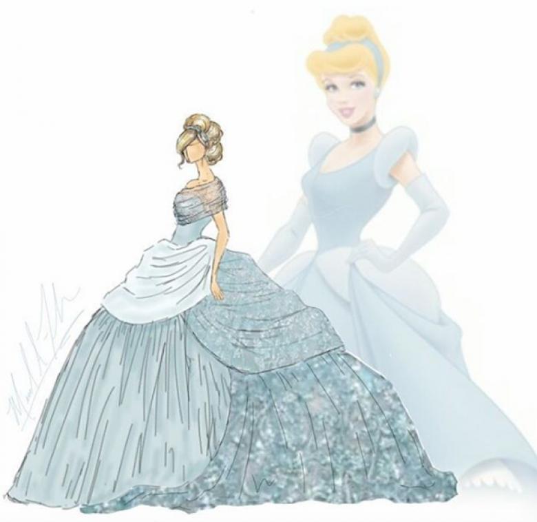 L Univers D Inès Mediterranean Style: Quand L'univers De La Mode Rencontre Celui Des Princesses