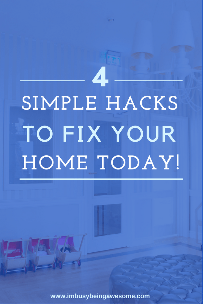 Four home repairs you can do yourself time management dont call a handyman do it yourself 4 diy home improvement projects solutioingenieria Choice Image