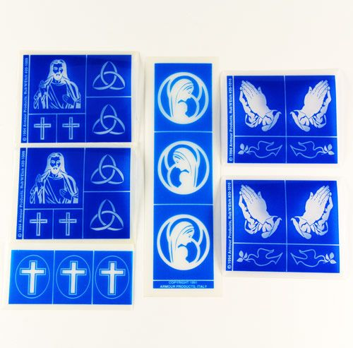 Christian Rub N Etch Stencils Perfect For Glass Etching Easter Projects W Armour Glass Etching Cre Glass Etching Patterns Glass Etching Stencils Glass Etching