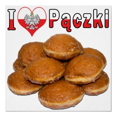 Paczki or ponczki a delicious polish filled doughnut is for Authentic polish cuisine