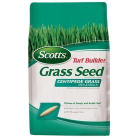 Scotts 5 Lb Centipede Seed 18365 Zoysia Grass Seed Zoysia Grass