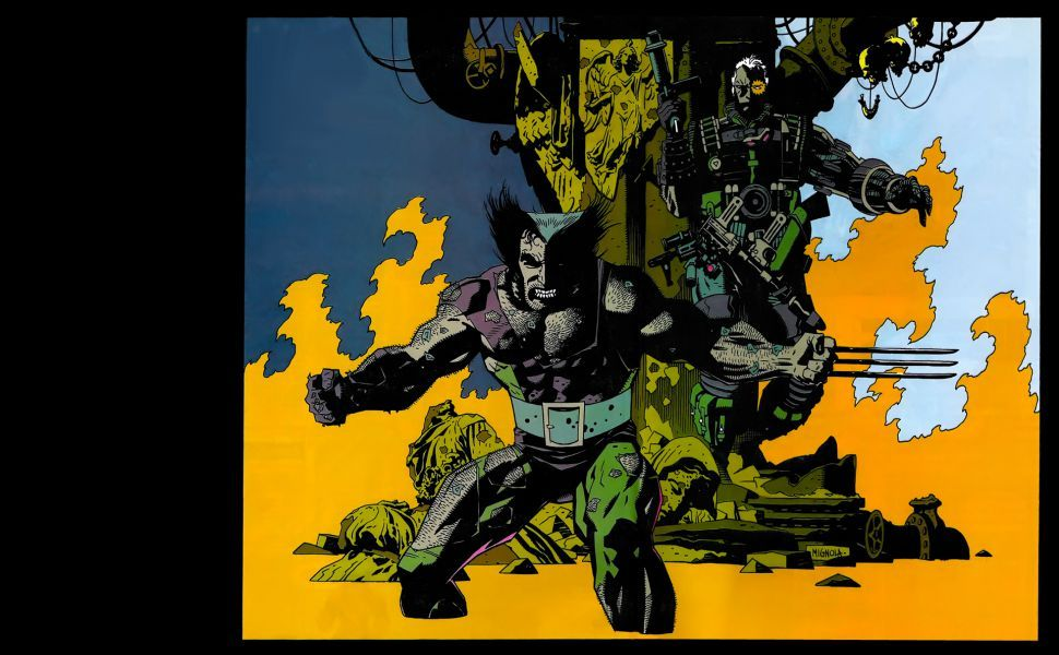 Mike Mignola Wolverine Hd Wallpaper Wallpapers Mike Mignola