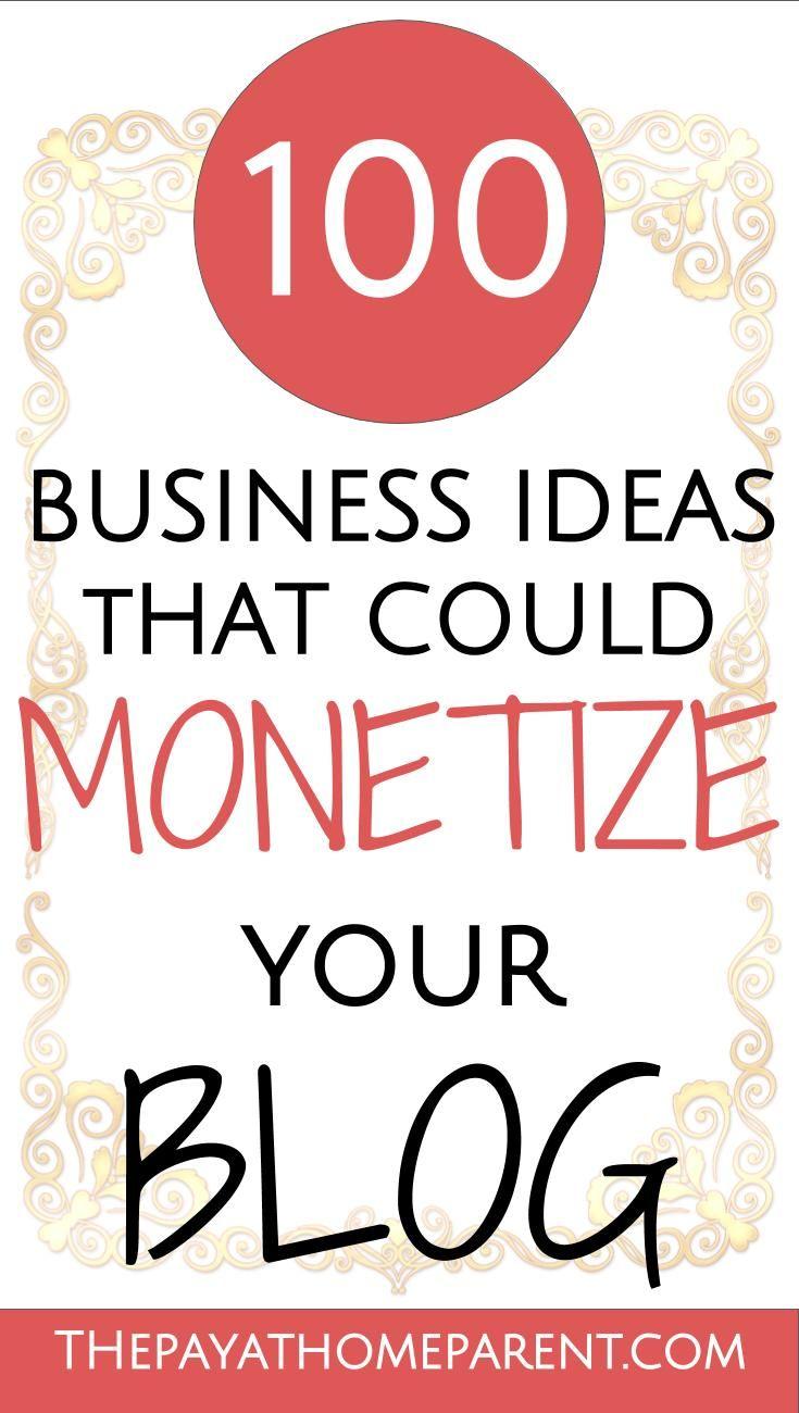 100 Legitimate Home-Based Business Ideas (2018) | Pinterest ...