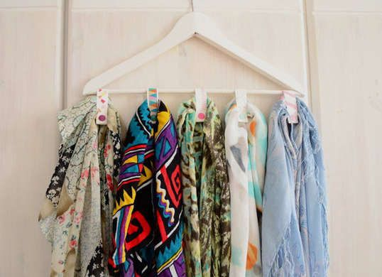 Organize Closets With 11 Things You Already Own Small Closets