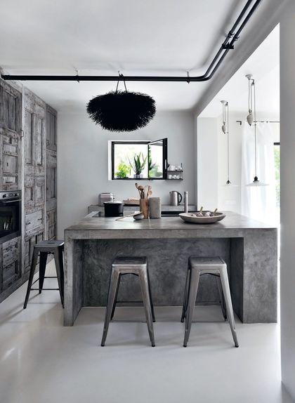 Maison d\u0027architecte, construction neuve  les plus belles kitchen