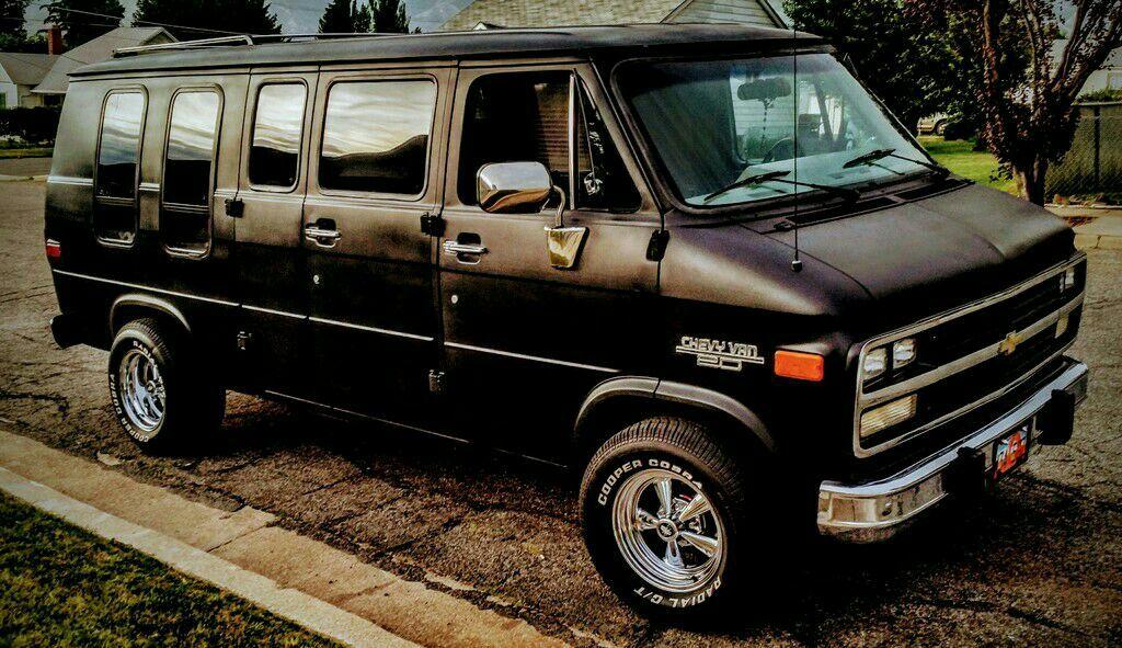 1994 Chevy Van G20 ダッジバン カー キャンピングカー