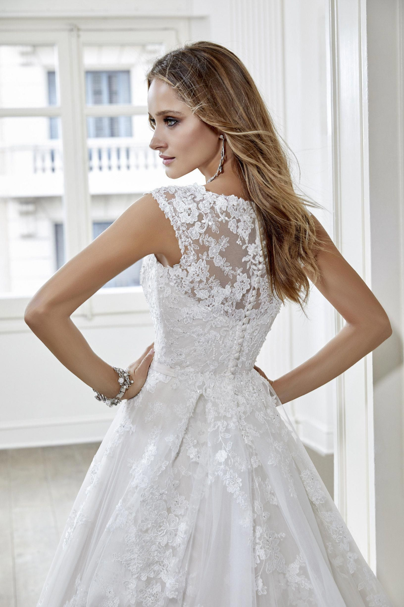 Bridal gowns can take 4 to ten months to come from the
