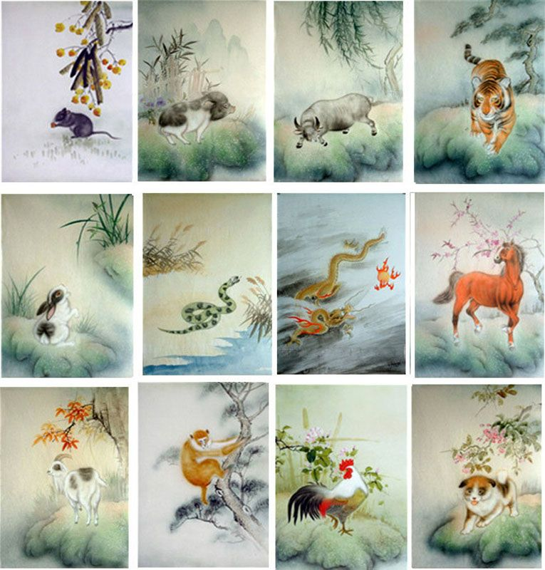 Chinese New Year Animals Meaning new year