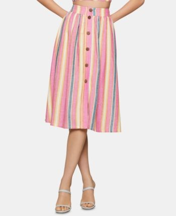 BCBGeneration Womens Dress with A-Line Skirt