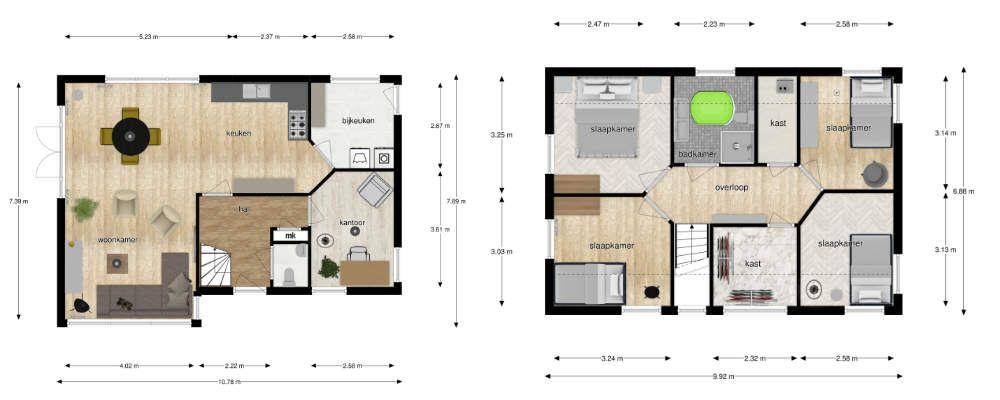 Mijn ervaring met het online 3d floorplanner tekenprogramma