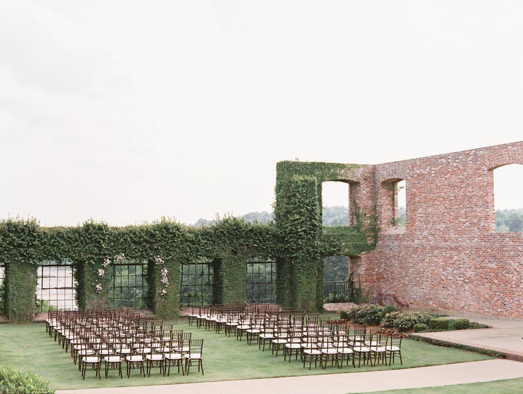 rivermill event centre wedding ceremony in 2019 Atlanta