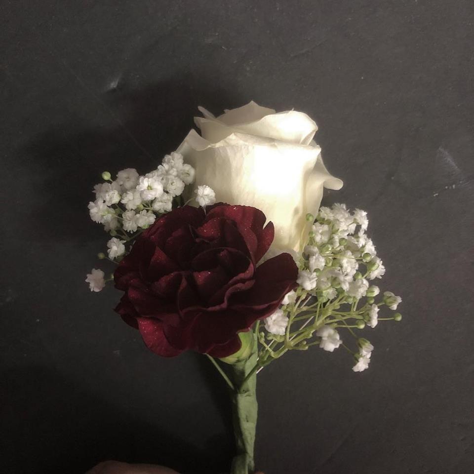 Cream White Boutonniere Groomsmen Boutonniere Men Boutonniere Wedding Boutonniere Silk Rose Flower Boutonniere Rose Boutonniere