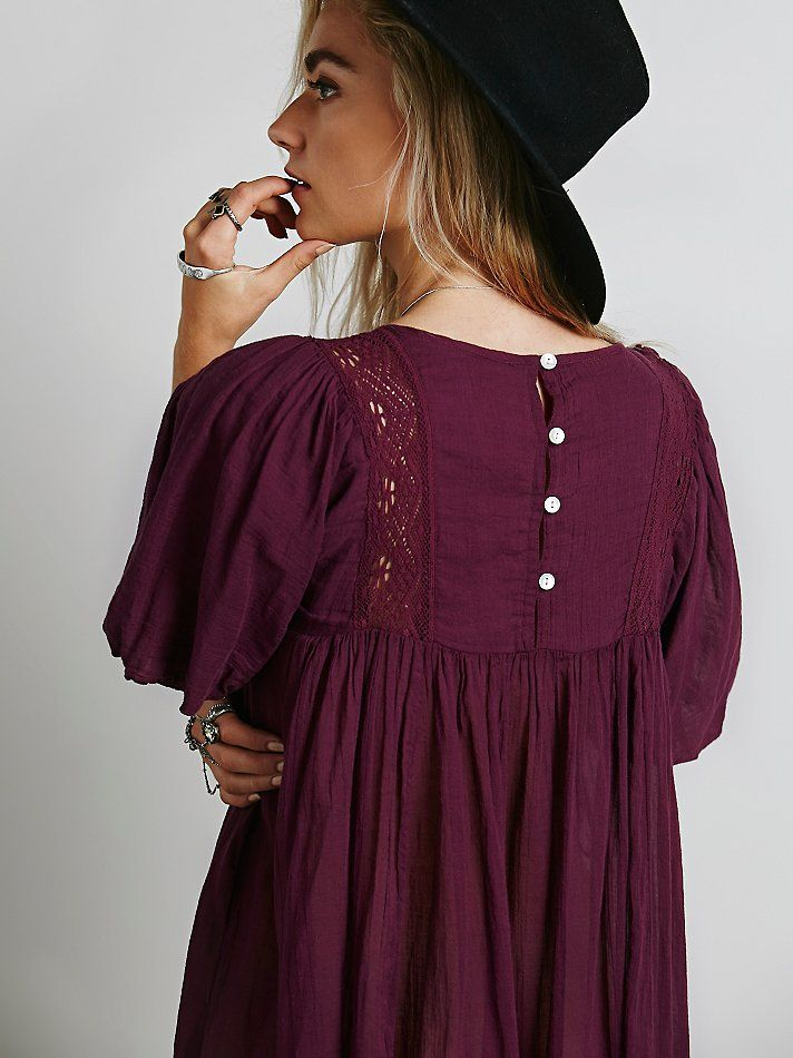 Free People Arosa Dress at Free People Clothing Boutique