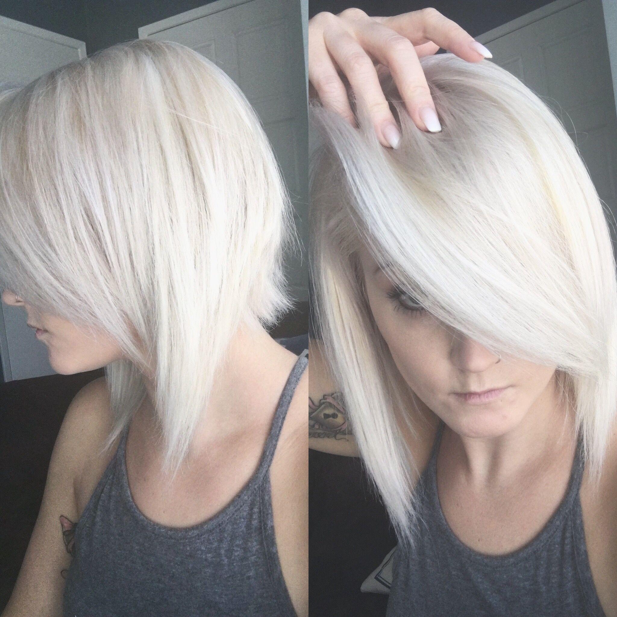 Pin by katelyn gordon on Aline haircut Pinterest