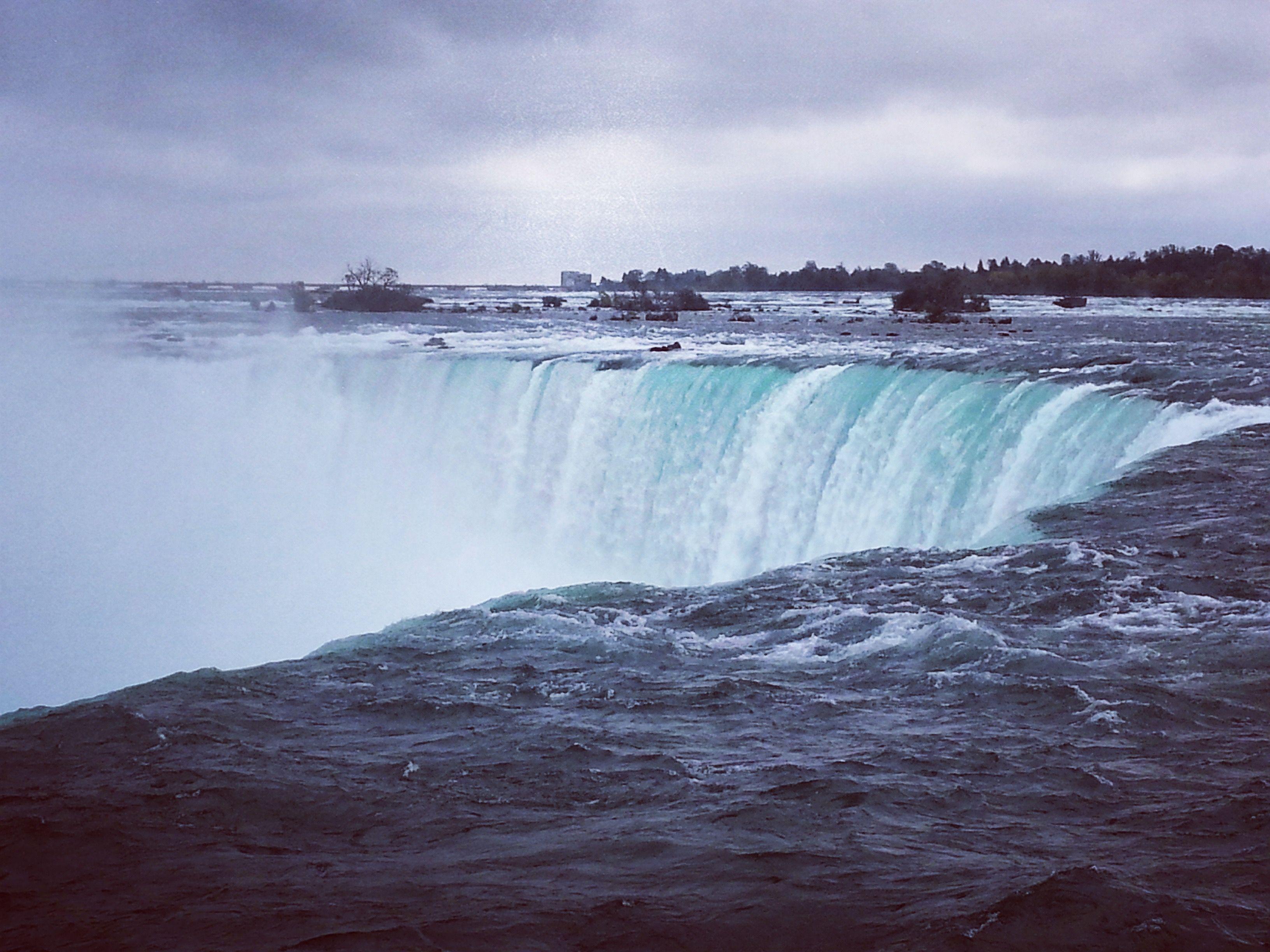 Bucket List: Niagara Fälle