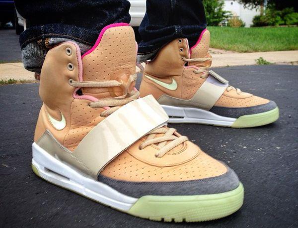 Nike Air Yeezy 1 Net/Net | Kick List | Pinterest | Air ...