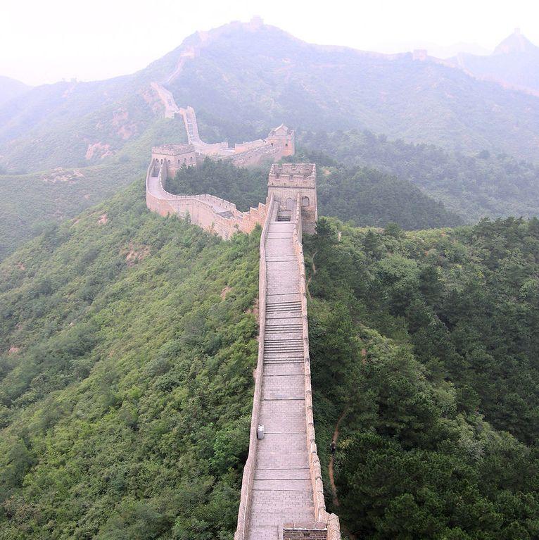 Pinterest La Gran Muralla China China Paisaje De Montaña La Gran Muralla China La Gran Muralla