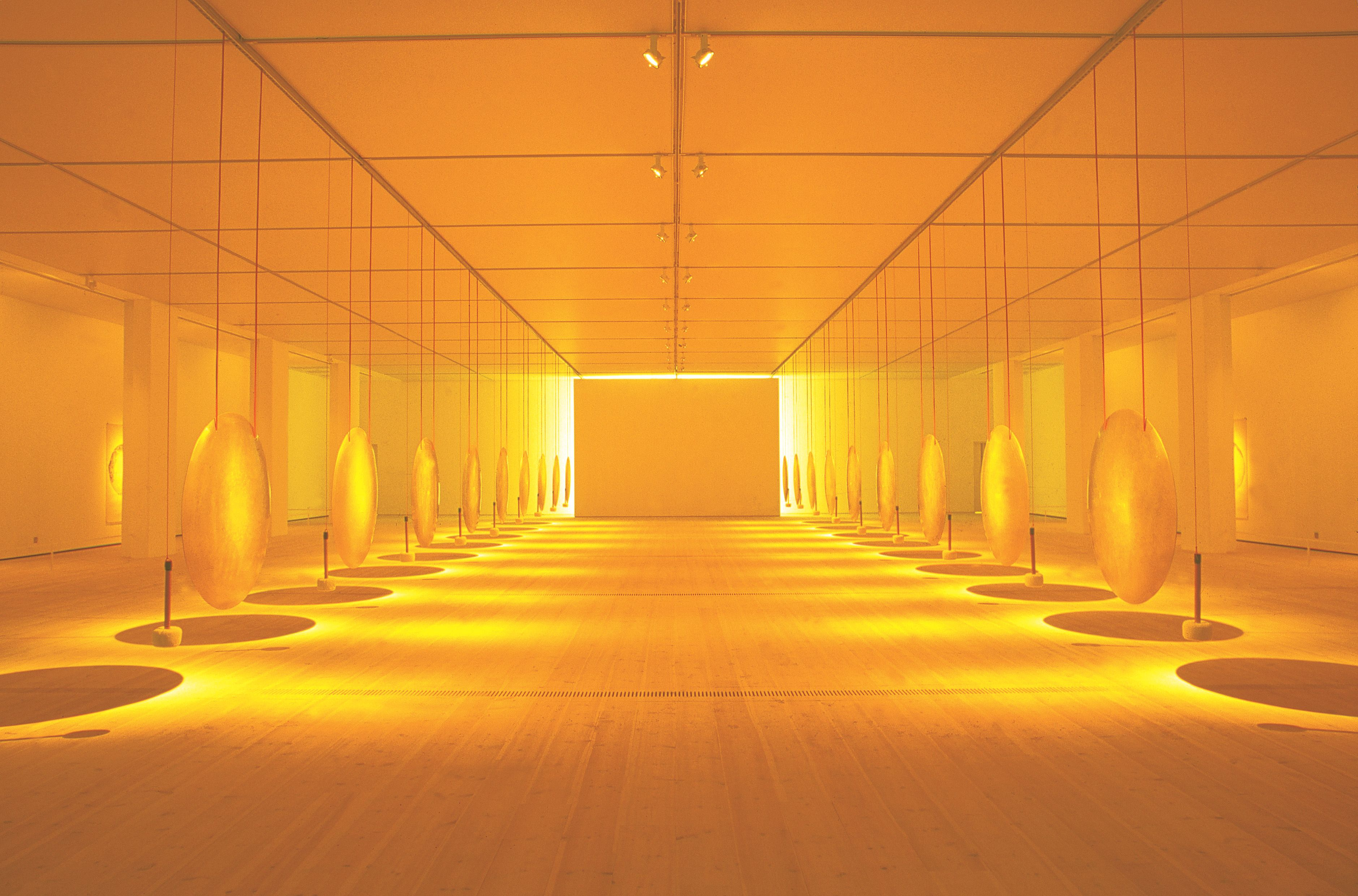 B.OPEN: Jaume Plensa   13 July 2002 - 18 August 2003   Photo: ©  2002 BALTIC Centre for Contemporary Art