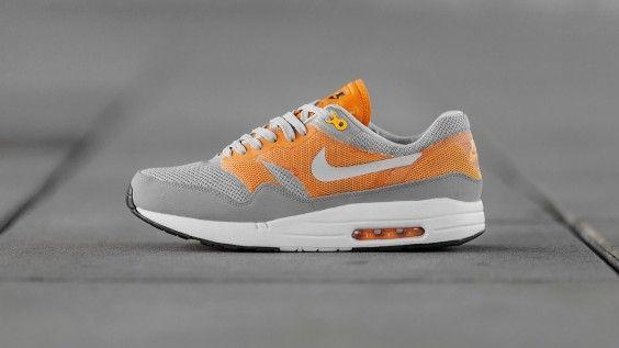 low priced 814de b3d24 Nike Women Shoes out-let USD! AM1 wolf grey - kumquat - mango