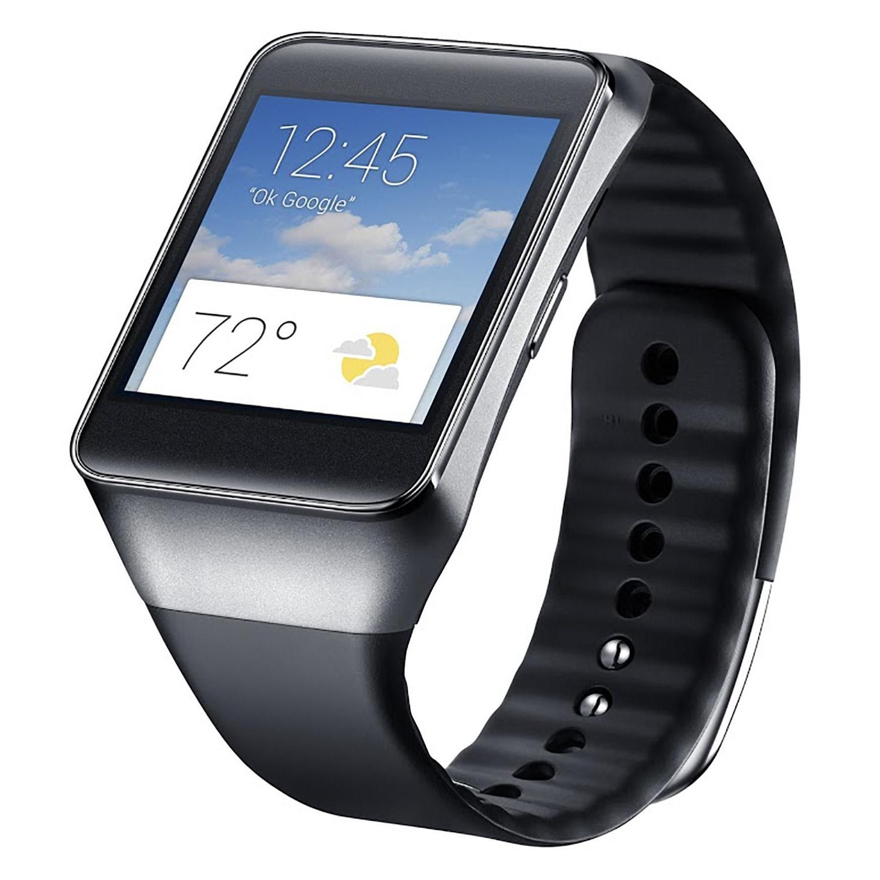 Shop For Samsung Galaxy Gear Live AMOLED Display Smart Watch