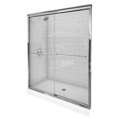 How To Install Bathtub Sliding Door Frameless Sliding Shower