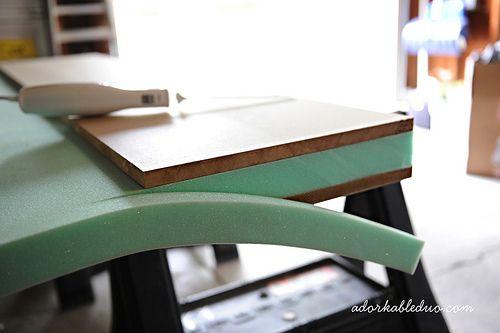 diy toy storage bench for nursery - adorkableduo.com & diy toy storage bench for nursery - adorkableduo.com | Banqueta ...