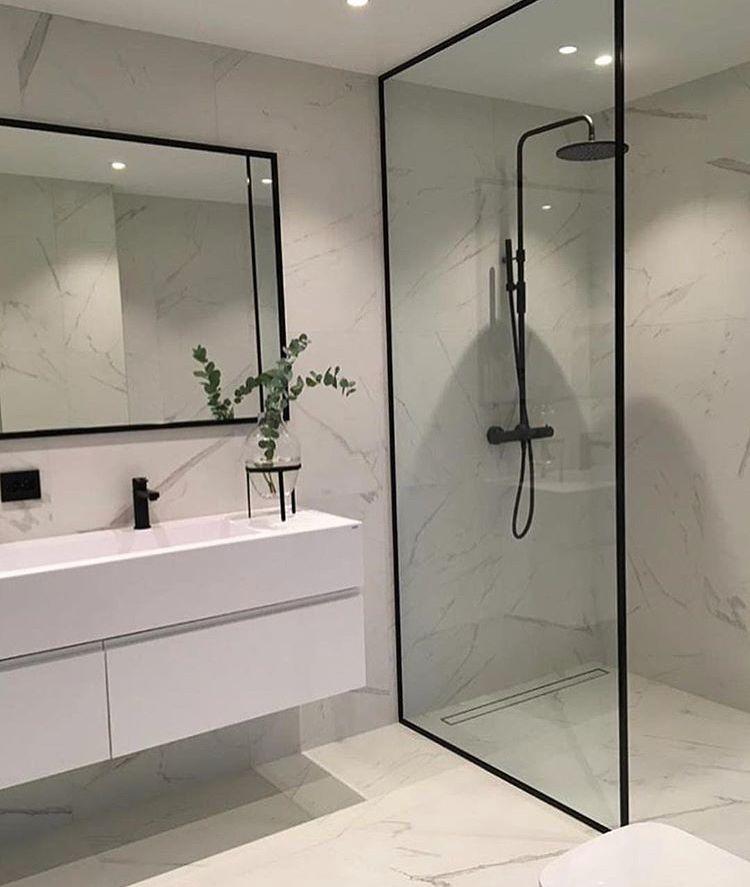 29 Disenos Banos Visitas Elegantes 21: Baños, Baños Modernos I Cuarto De Baño