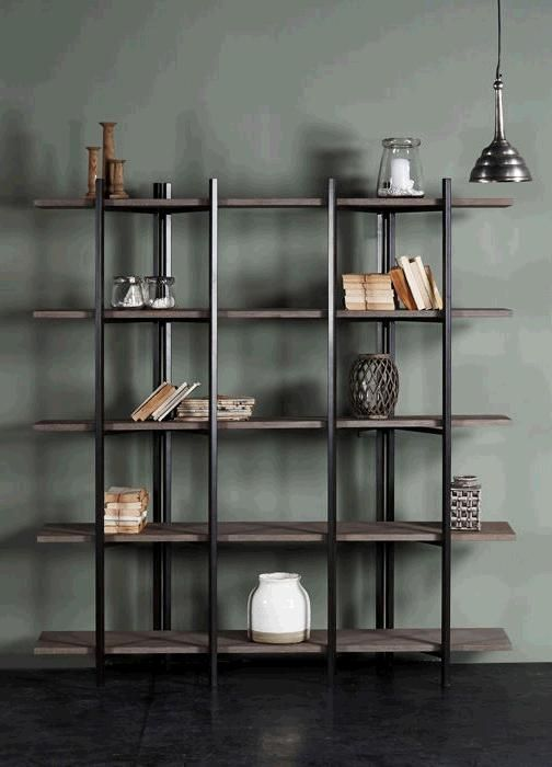 The Montreal Open Back Wall Unit makes it easy to display all your ...