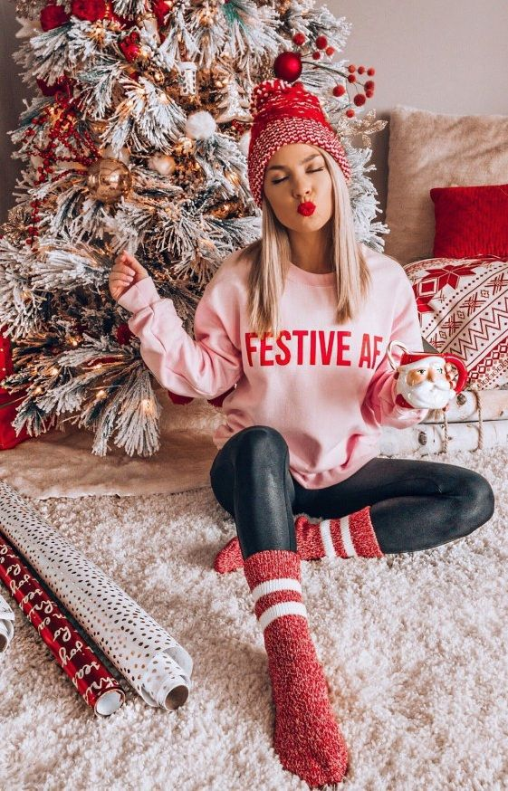 Cute Christmas Outfits to try this Christmas 2019
