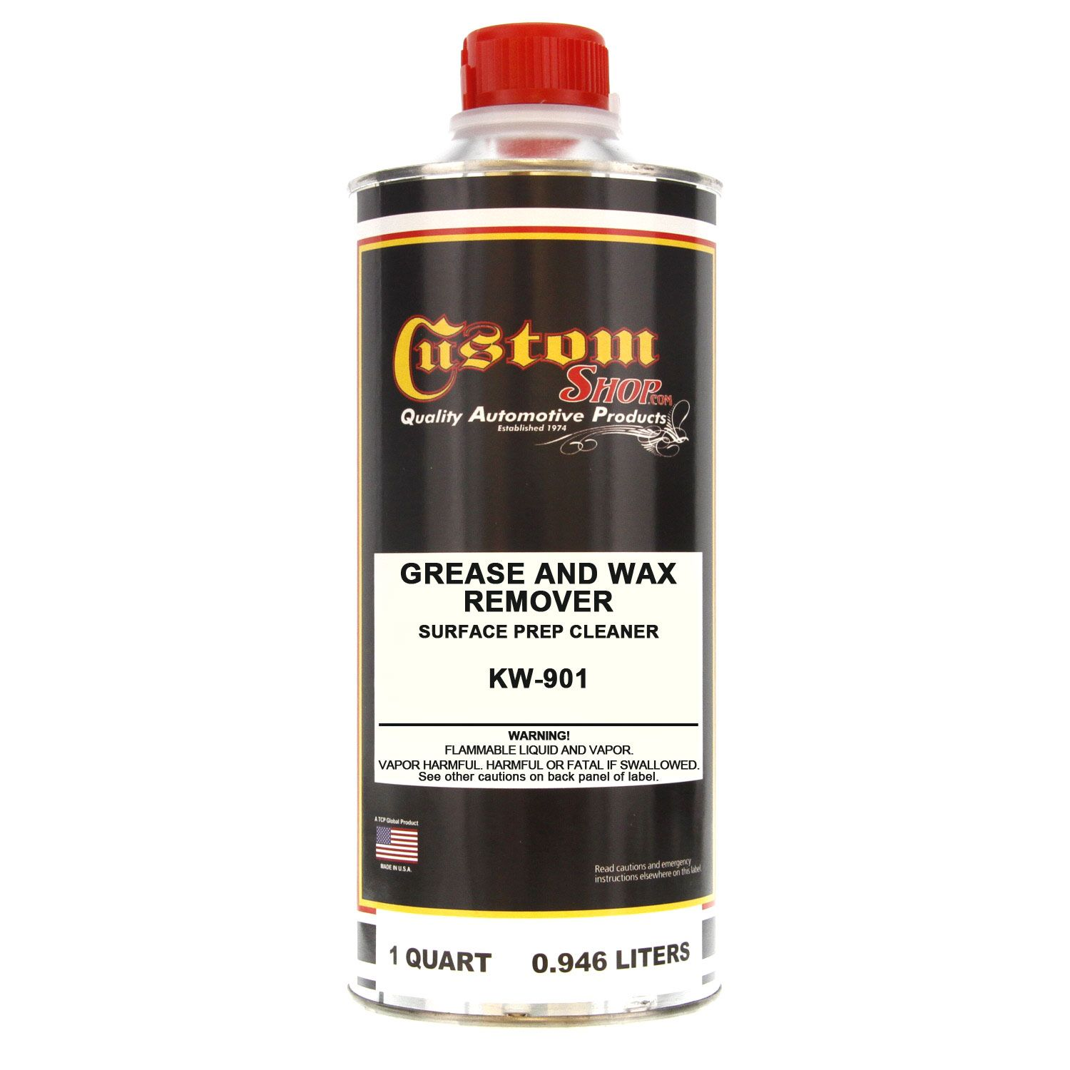Grease and Wax Remover Surface Prep Cleaner $9 96 | Auto