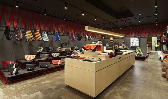 crumpler store retail interior designinterior ideasstore - Retail Design Ideas