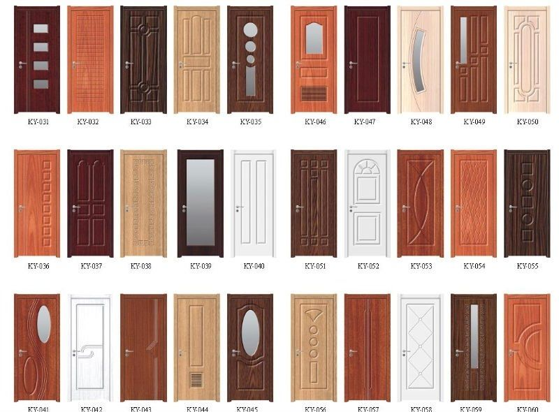 Latest Bedroom Door Designs in 2019 | Interior door styles ...
