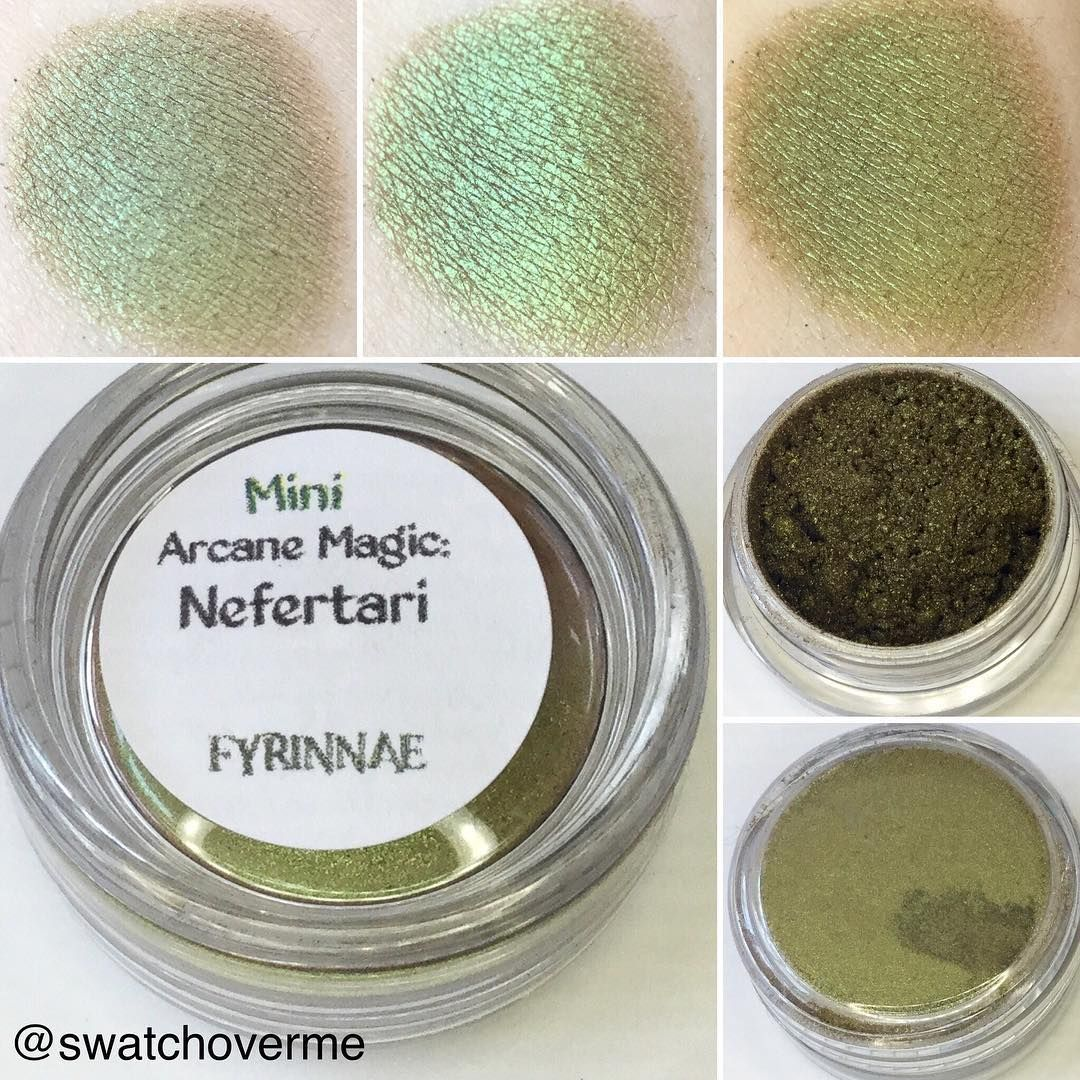 @swatchoverme on Instagram: Fyrinnae Arcane Magic Eye