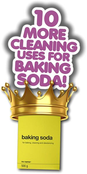 how to clean fabric sofa with baking soda