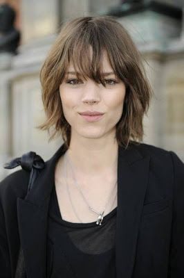 Freja Beha Danish Female Model of the Year Les Cheveux