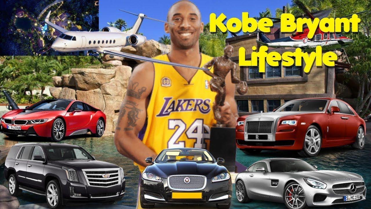 Kobe Bryant Lifestyle Net Worth 350 Million Biography