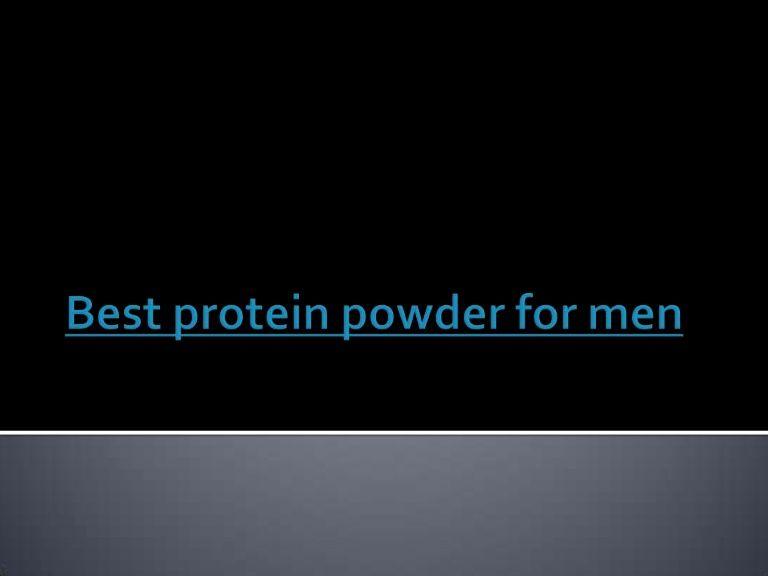 http://www.authorstream.com/Presentation/chaplesannamat-2035409-best-protein-powder-men/