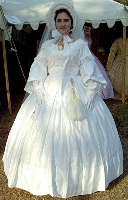 Civil War Dresses Plus Size   Civil War Satin Jacket Gown Dress ...