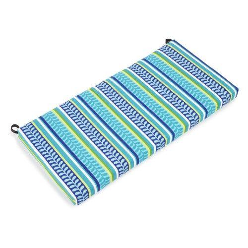 Blazing Needles 42 x 19 in Outdoor All Weather UV Resistant Bench