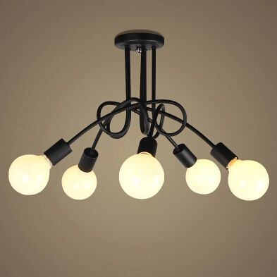plafondlamp woonkamer - Google zoeken | Verlichting | Pinterest ...