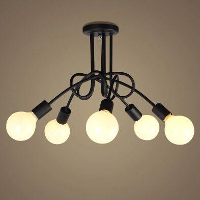 plafondlamp woonkamer - Google zoeken | lamp woonkamer plafond ...