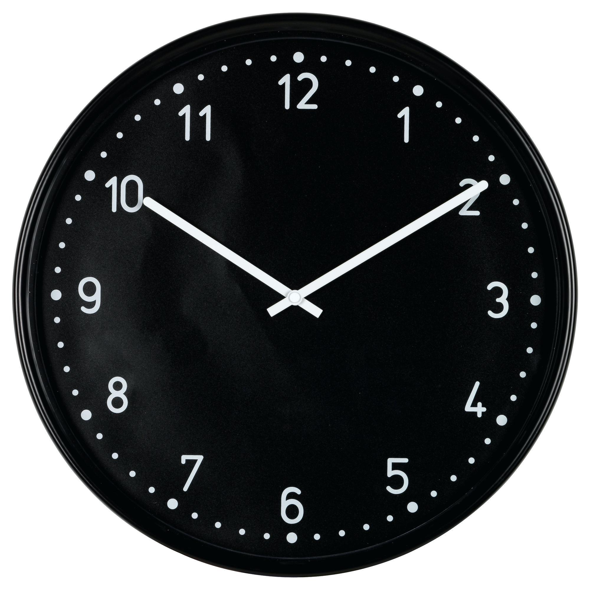 Small Copper Kitchen Wall Clock