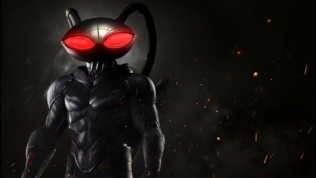 Wakanda U Black Villains Matter Black Manta Injustice 2 Batman Red Hood