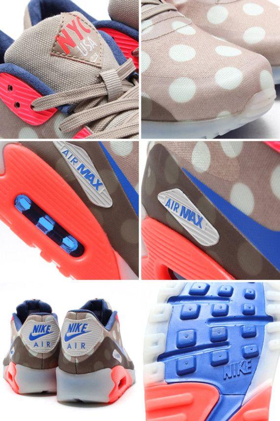"premium selection 2766e 9ea07 Nike Air Max 90 ICE ""City Pack"" – New York City"